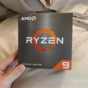 AMD Ryzen 9 5900x desktop processor (4.8 GHz, 12 cores) Brand new, unopened box. for Sale in Stafford Township, NJ