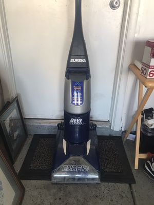 Eureka Deep steam carpet cleaner for Sale in Las Vegas, NV