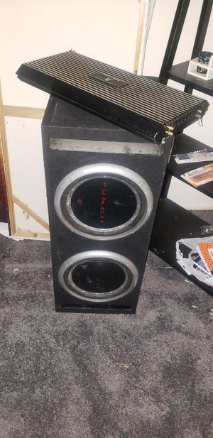 12 inch speakers for Sale in South Gate, CA