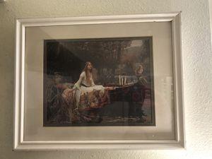 Beautiful framed art for Sale in Spokane, WA