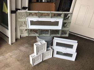Glass block windows for Sale in Philadelphia, PA