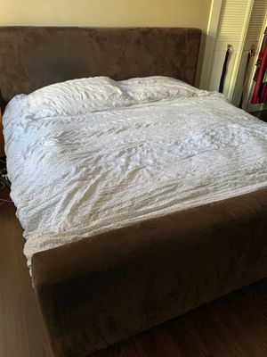 King Size Bed Frame for Sale in San Francisco, CA