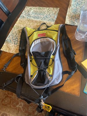 Coleman hydration pack for Sale in Seven Hills, OH