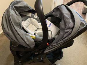 Graco Stroller, car seat and base for Sale in Temecula, CA
