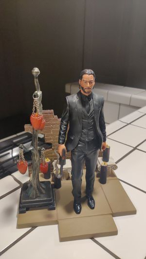 John Wick Statue Collectible for Sale in Azusa, CA