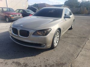 2012 BMW 750 for Sale in West Palm Beach, FL