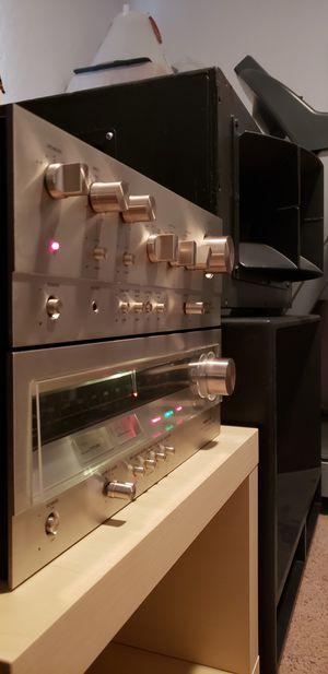 1979 - Onkyo Model A-5 Integrated Amplifier / T-9 Quartz Locked Stereo Tuner for Sale in Maricopa, AZ
