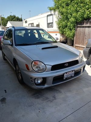 2003 Subaru wrx Impreza wagon for Sale in Fullerton, CA