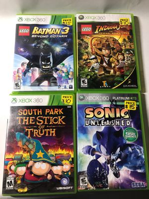 Xbox 360' kids games for Sale in Orange, CA