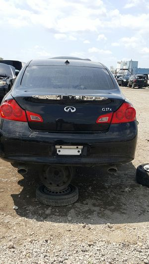 2007-13-15 INFINITY G37X FOR PARTS for Sale in Matteson, IL