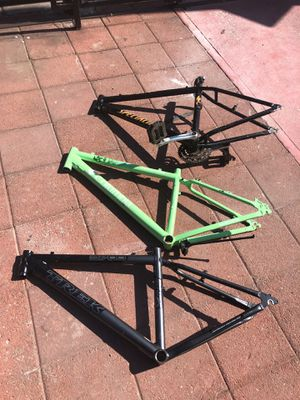 3 Bike bicycle frame Columbia trek specialized for Sale in Stockton, CA