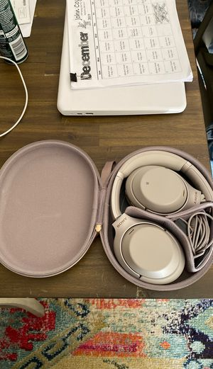 Sony Noise Cancelling Headphones for Sale in Abingdon, MD