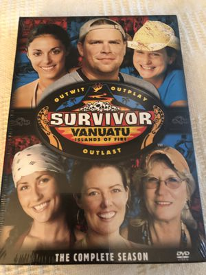 Survivor Vanuatu DVD for Sale in Pasadena, TX
