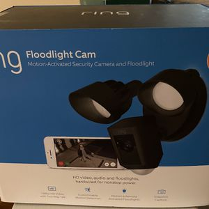 Ring Flood Light Camera for Sale in Wheaton, IL
