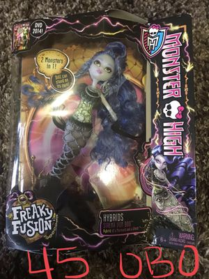 Discontinued Monster High Dolls. Collectable. WILL MAKE DEAL IF ALL BOUGHT AT SAME TIME for Sale in West Jordan, UT