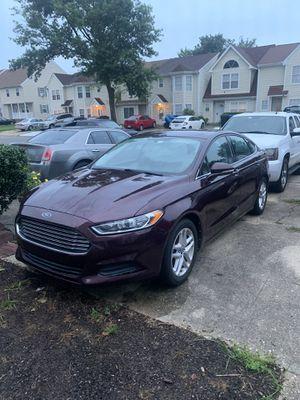 2013 Ford Fusion SE for Sale in Norfolk, VA