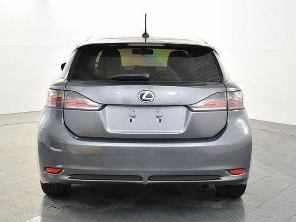 2012 Lexus CT