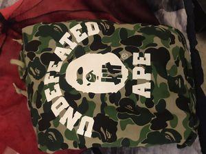 Bape (Hoodie, Sweats shorts, T-shirt) for Sale in Kent, WA