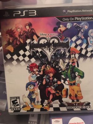 Kingdom heart 1.5 and resident evil 5 for Sale in Parma, OH