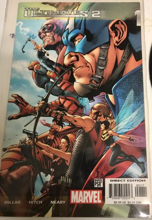 Marvel Direct Edition The Ultimates #2 for Sale in Ponte Vedra Beach, FL