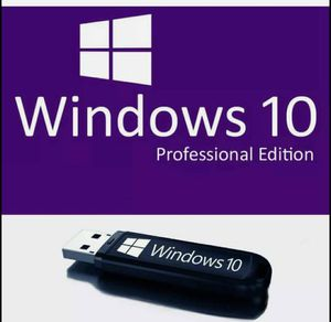 Windows 10 professional full edition for Sale in Houston, TX