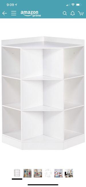 Brand new corner shelf in white for Sale in Hayward, CA