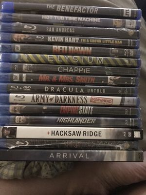 🌺🌺🌺BRAND NEW BLU-RAY DVD'S 🌺🌺🌺 for Sale in Redlands, CA