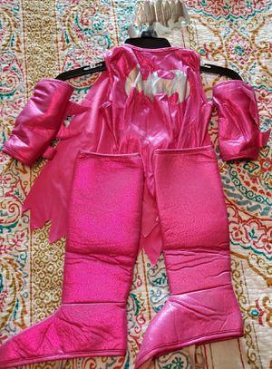 Pink batgirl costume M Halloween for Sale in Grand Prairie, TX