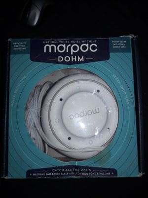 Marpac dohm for Sale in Akron, OH