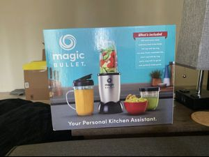 Magic bullet new for Sale in Long Beach, CA