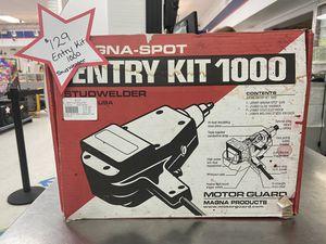 Magna Spot Stud Welder Entry Kit 1000 for Sale in Orlando, FL