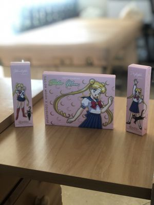 Sailor moon x Colour pop for Sale in Brea, CA