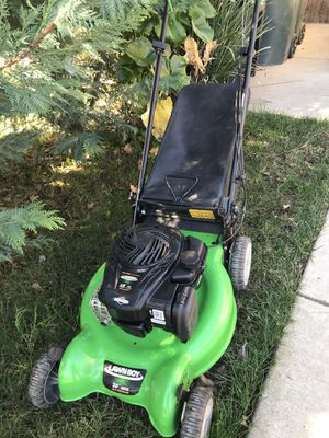 Lawn Boy lawn mower self propelled for Sale in Antelope, CA