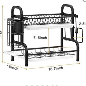 2 Tier Dishes Rack for Sale in El Monte, CA