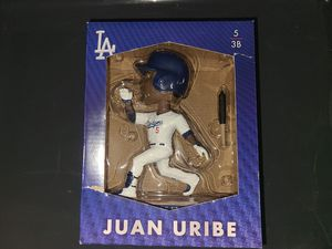 Dodgers Juan Uribe bobblehead for Sale in Los Angeles, CA
