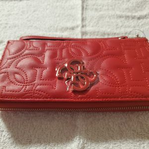 New GUESS Red Wallet for Sale in Springfield, OR