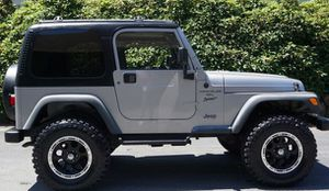 AUS CONNECTION JEEP WRANGLER 2001 for Sale in Raleigh, NC