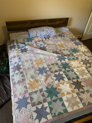 Complete queen size water bed for Sale in Jacksonville, FL