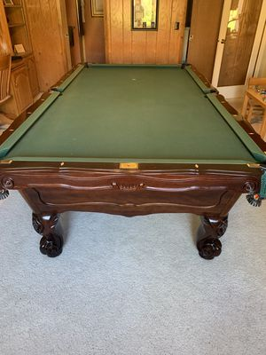 Pool Table with Delivery! for Sale in Fresno, CA
