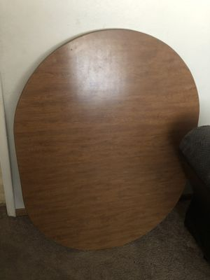 Oval table for Sale in Wenatchee, WA