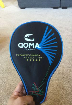 GOMA table tennis racket for Sale in Woodbridge, VA