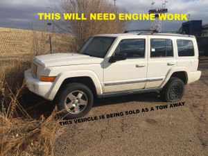 2010 Jeep Commander for Sale in Colorado Springs, CO