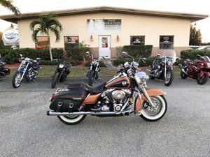 2008 Harley Davidson Road King for Sale in Wahneta, FL