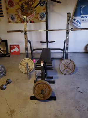 Weight set for Sale in Corpus Christi, TX