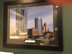 Grand Rapids photo and frame for Sale in Caledonia, MI