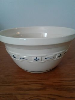 """Longaberger Large 11"""" Mixing Bowl for Sale in West Springfield,  VA"""