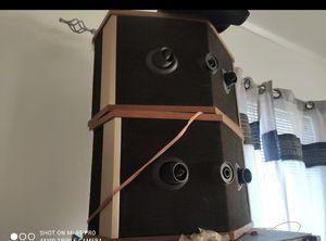 BOSE 901 Series V speaker set for Sale in Long Beach, CA