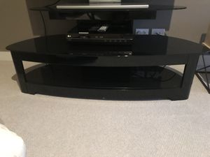 TV stand - 3 shelves for Sale in Chicago, IL
