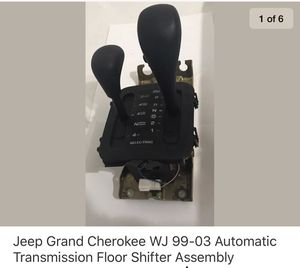 Jeep Grand Cherokee WJ 99-03 Automatic Transmission Floor Shifter Assembly for Sale in Marysville, WA