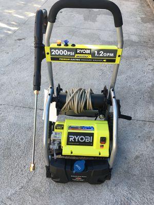 RyoBi 2000 psi. Electric open box for Sale in Los Angeles, CA
